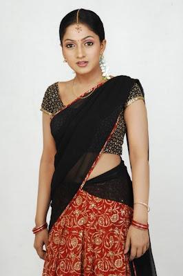 bonny and ornamental Sheela in saree