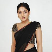 bonny and ornamental Sheela in saree