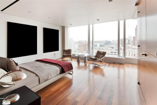 Architecture, Home Design Tags: Apartment, Contemporary Apartment, New York, New York