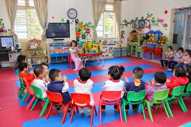 kế hoạch thi giáo viên dạy giỏi cấp trường mầm non