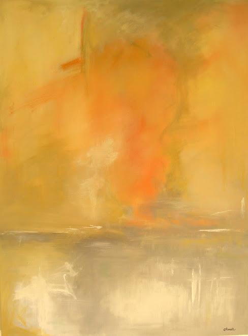 """""""Orange Sky"""" II"""