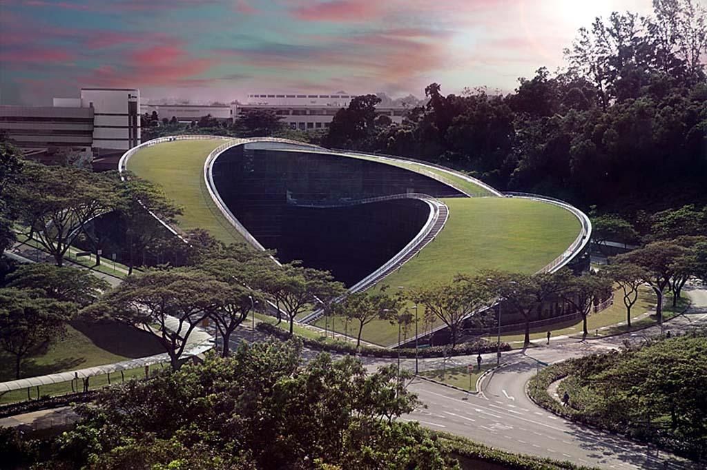 El plan z arquitectura universidad tecnol gica de nanyang for Universidad de arte