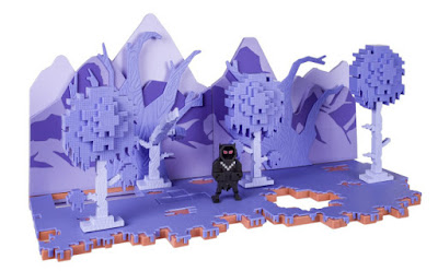 TOYS : JUGUETES - Terraria - Corruption Biome Set Producto Oficial del videojuego 2015 | A partir de 6 años Comprar en Amazon España & buy Amazon USA
