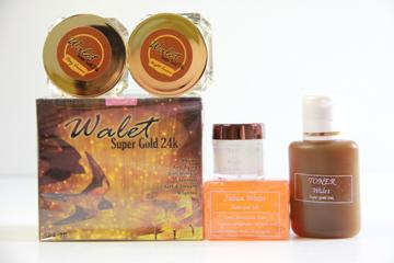 Walet Super Gold 24k