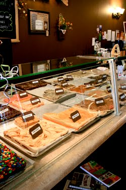 A list of our world famous fudge flavors!