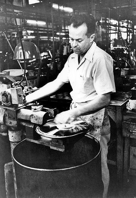 The Production of Vinyl Records,