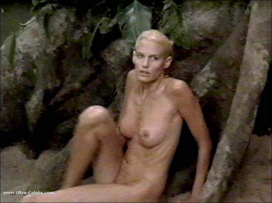 daryl hannah young naked