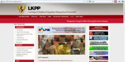 lowongan kerja LKPP 2013
