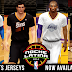 NBA 2K14 Adds New Sleeved Jerseys for Latin Nights & St. Patrick's Day Games