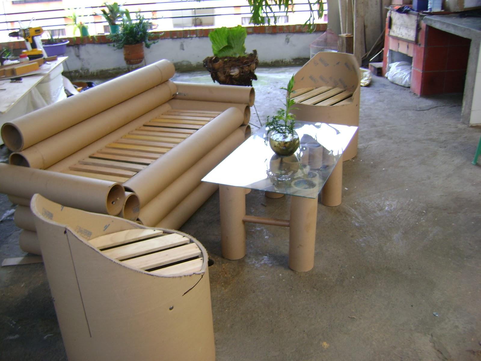 Image Of Como Hacer Muebles Con Carton Paso A Paso Hacer Un Mueble  # Muebles Con Tuvos