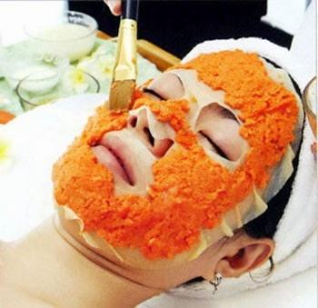Công dụng của cà rốt trong việc làm đẹp
