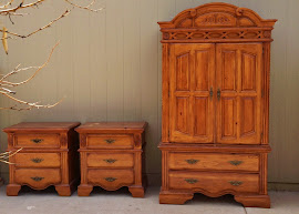 Armoire & Night Stands (SOLD)