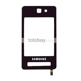 Original Touch Pad With Ic For Samsung F480 Mobile Phone Pink.