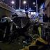 MKL Crimedesk | Kereta Terbabas Satu Mati Satu Parah