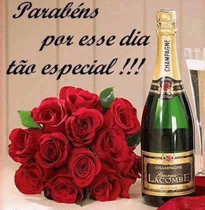 Parabéns dia especial