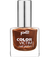 p2 Neuprodukte August 2015 - color victim nail polish 334 - www.annitschkasblog.de