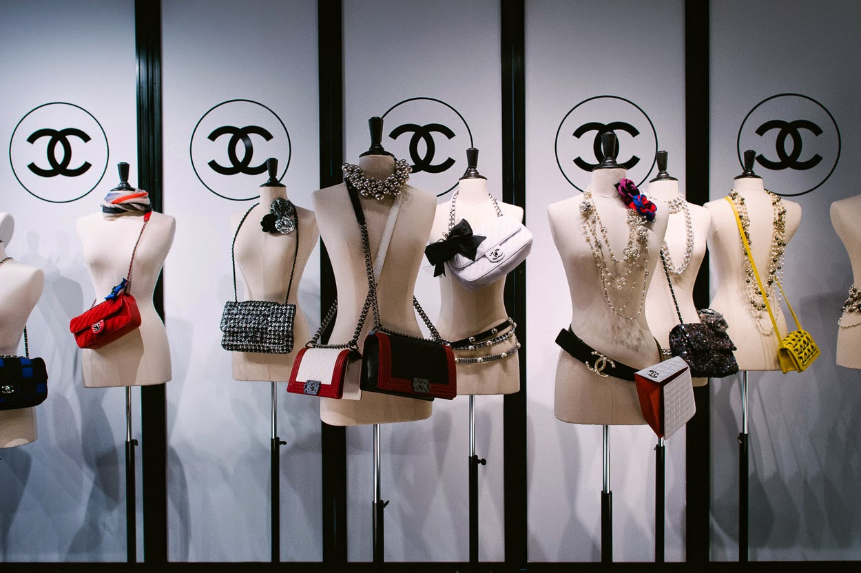 Eniwhere Fashion - Fashion News March 2015 - Chanel