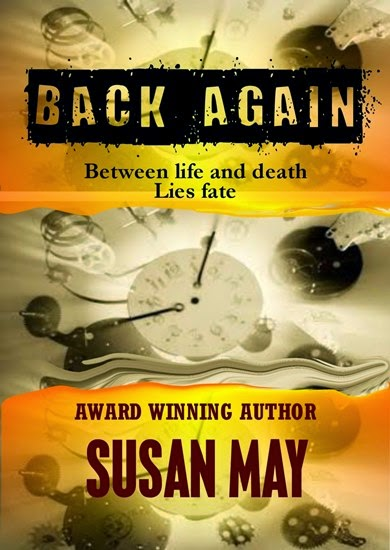 Latest novel from Susan May<br>BACK AGAIN