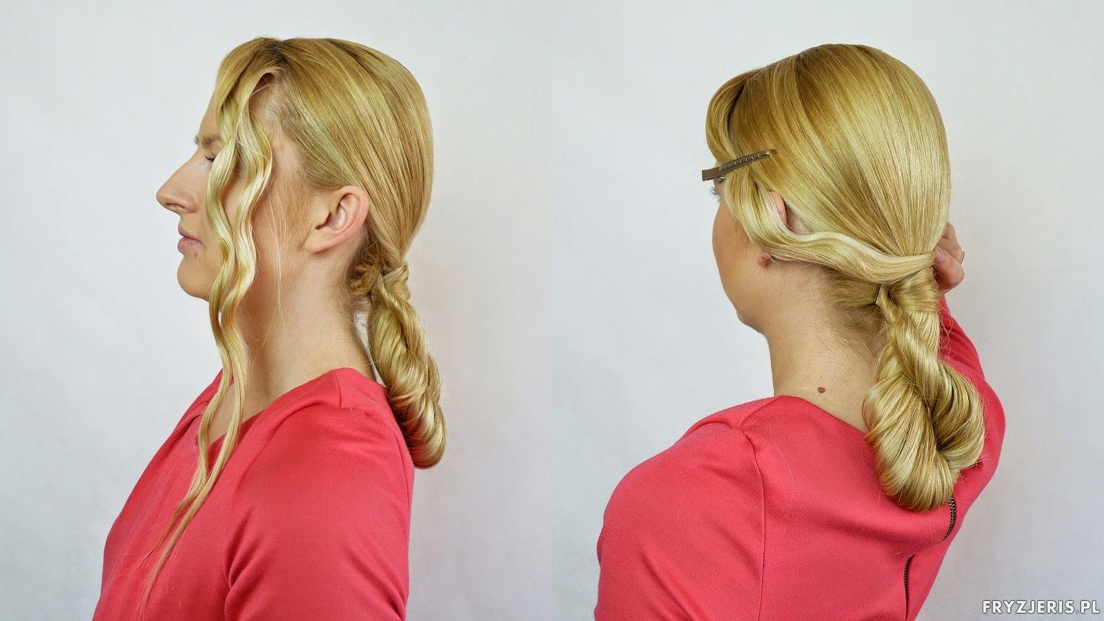 fryzura w stylu emmy rossum 3