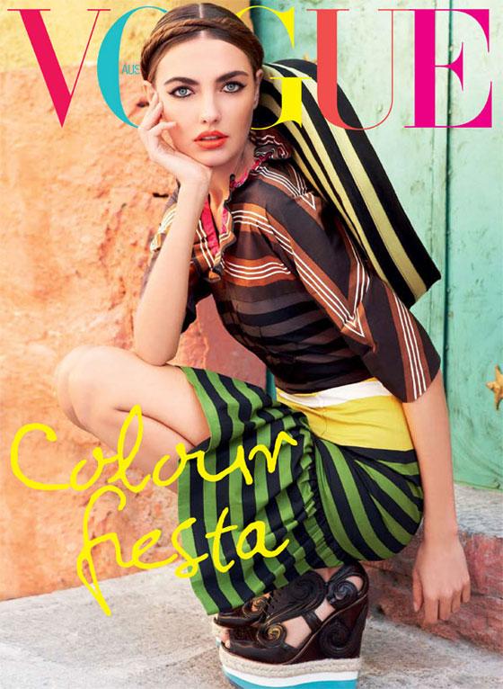Vogue Australia marzo 2011