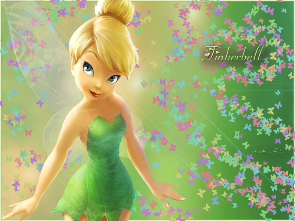 names of tinkerbell #39;s friends