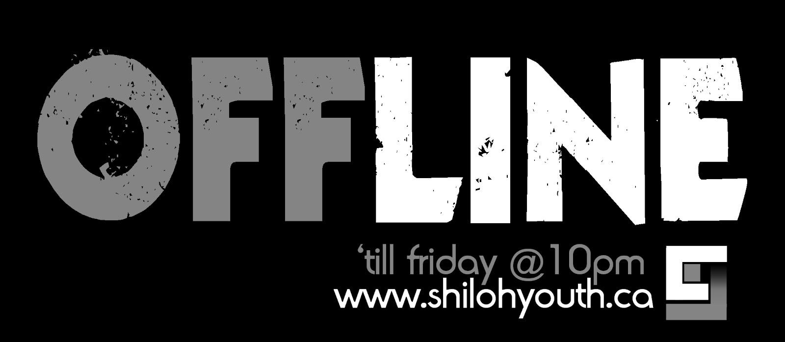 Artwork Uploads: Shiloh Offline Banner