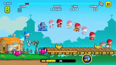 เกมส์มันส์ๆ Turbo Kids2