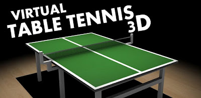Virtual Table Tennis 3D v2.7.1 APK FULL VERSION