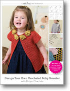 Design Your Own Baby Sweater DVD