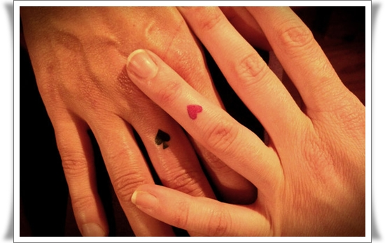 Finger Tattoo Ideas and Designs