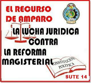 MODELO PRESENTACIÓN ACCIÓN DE GARANTÍA CONSTITUCIONAL Q DEBERÁN PRESENTAR LOS MAESTROS A IEsY UGELs