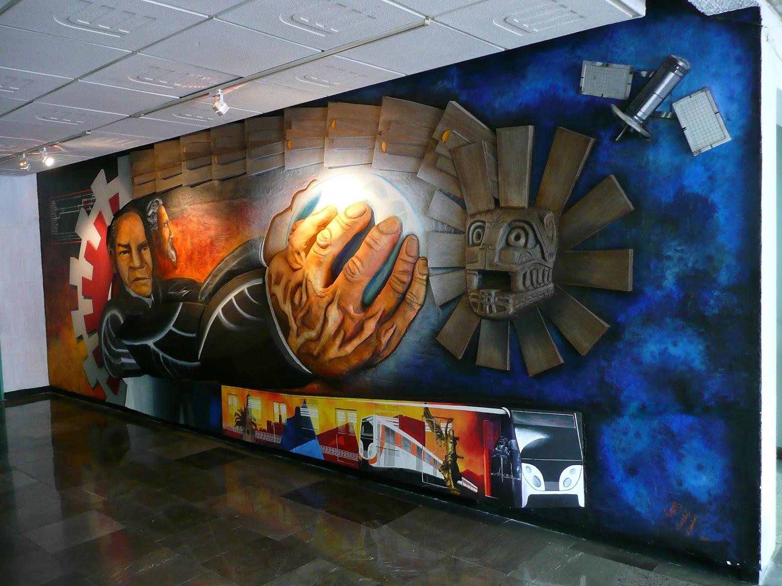grupo edam la pintura mural un concepto actual