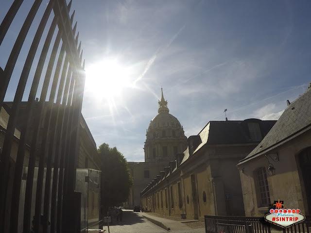 Dia 20: Paris (França) - Champs-Élysées, Arco do Triunfo, Torre Eiffel e Place de la Concorde