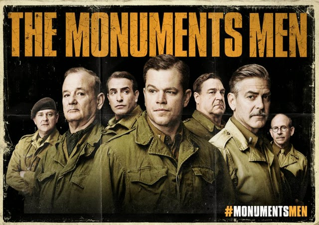La película The Monuments Men