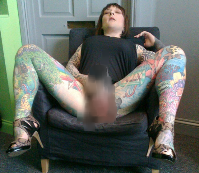image Freak of nature 79 horny disabled girl