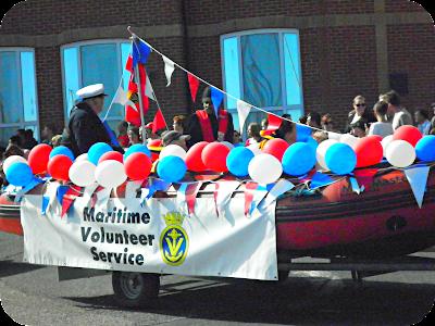 marine volunteer service, ramsgate carnival