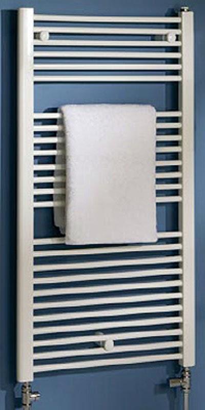 ... : Een elektrische radiator met handoekrek : Radiator blog