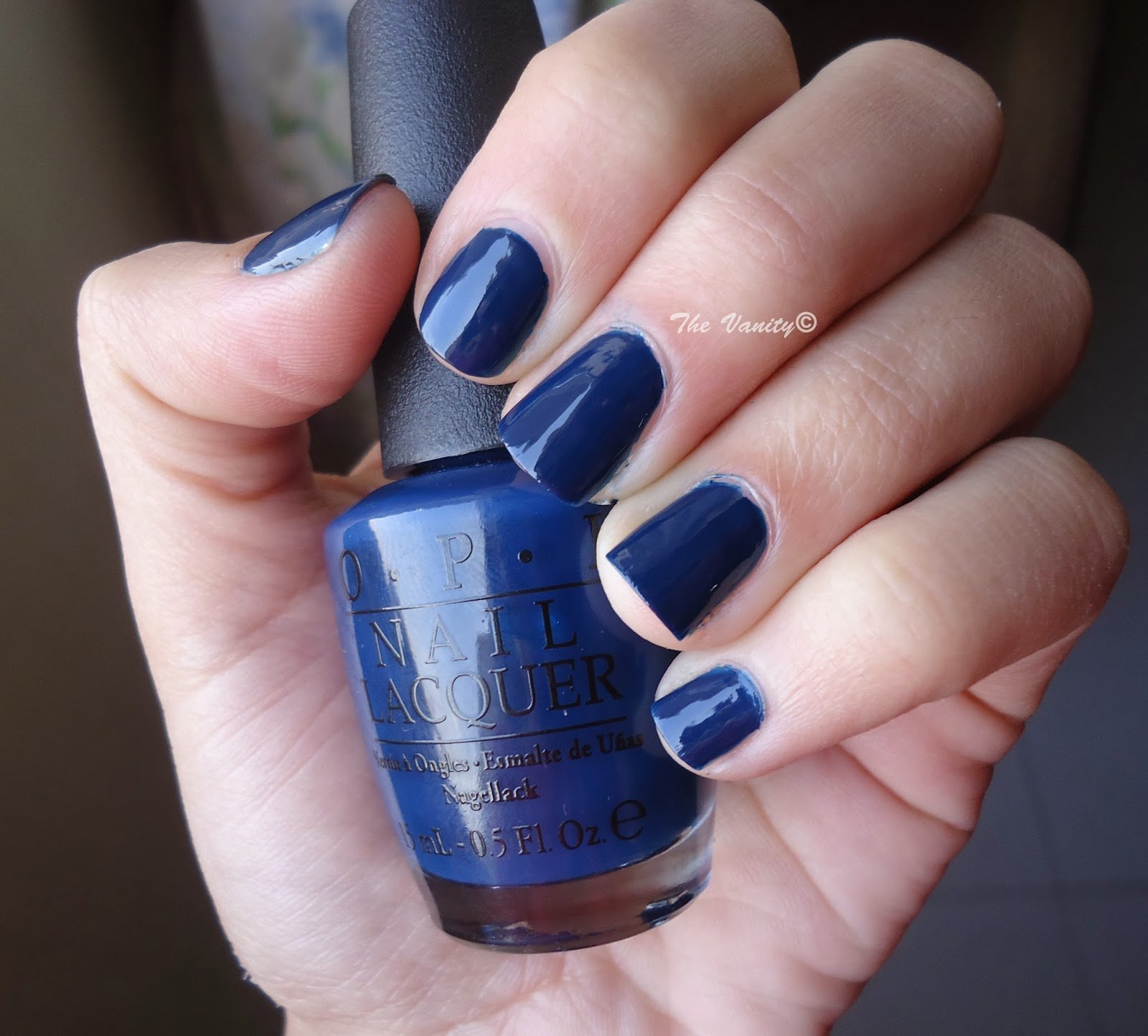 O.P.I EURO CENTRALE COLLECTION nail polish review | The Vanity