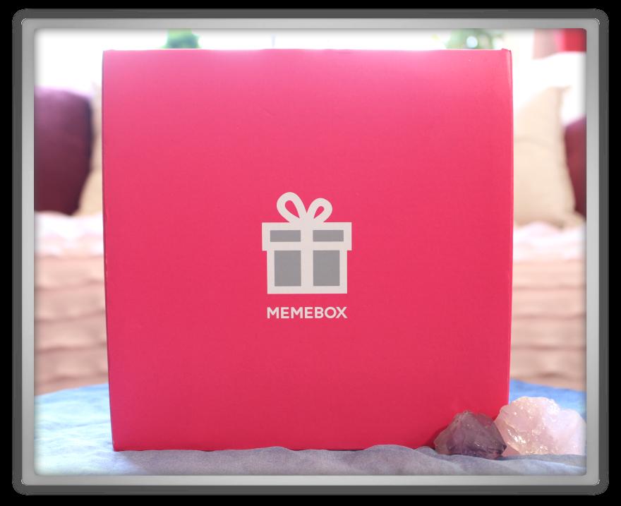 겟잇뷰티박스 by 미미박스 memebox beautybox Memebox Superbox #56 Yoghurt Cosmetics unboxing review box