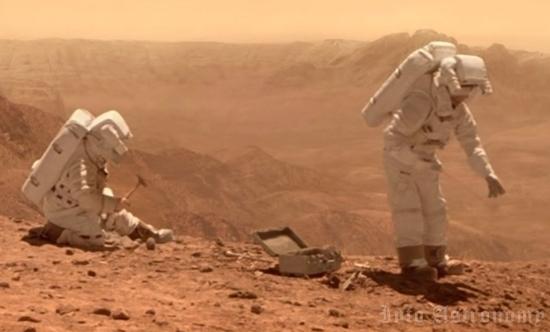 Mars Tidak Cocok untuk Kehidupan (Manusia)