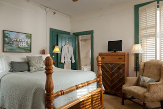 New Free Guest Amenity - SFI Robes 3  StFrancis Rooms Elizabeth 09 S+Small St. Francis Inn St. Augustine Bed and Breakfast