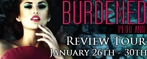 {Giveaway} Burdened by Peiri Ann