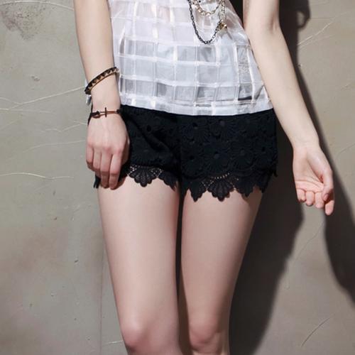 Jewel Pearl Luxe Chiffon Blouse