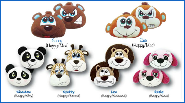 Looking for a cute pillow friend for kids? Enter to win a My Happy Pillow & matching Mini-Me of your choice here!
