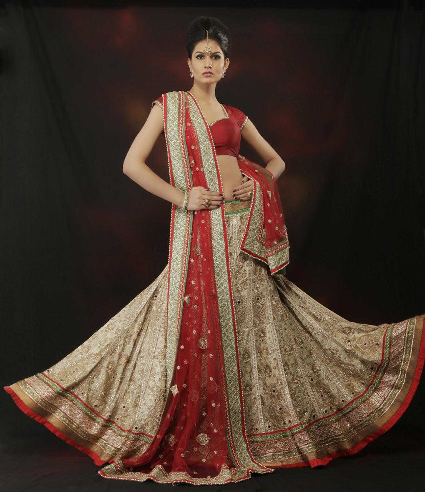 Buy indian wedding dress online