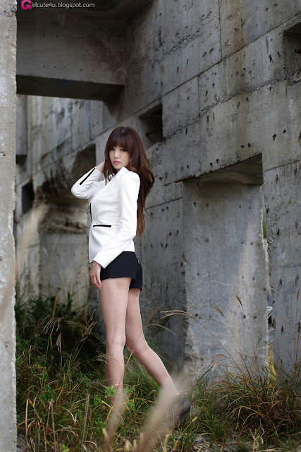 4 Hong Ji Yeon-Very cute asian girl - girlcute4u.blogspot.com