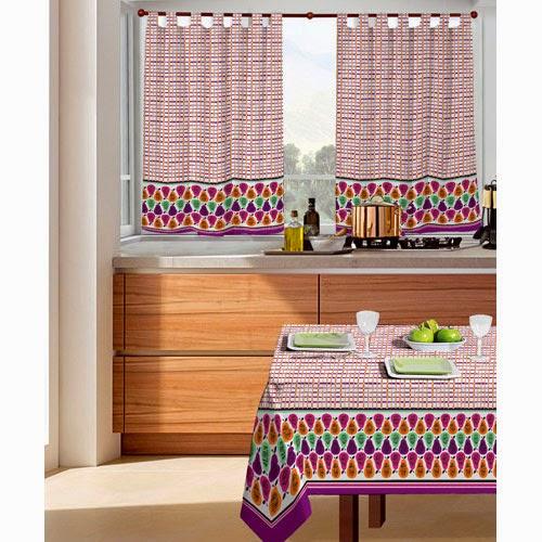 Cortinas para cocinas decoractual dise o y decoraci n - Disenos de cortinas para cocina ...
