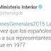 La ARMH se queja del tuit de Interior que dice que las primeras elecciones democráticas fueron en 1977