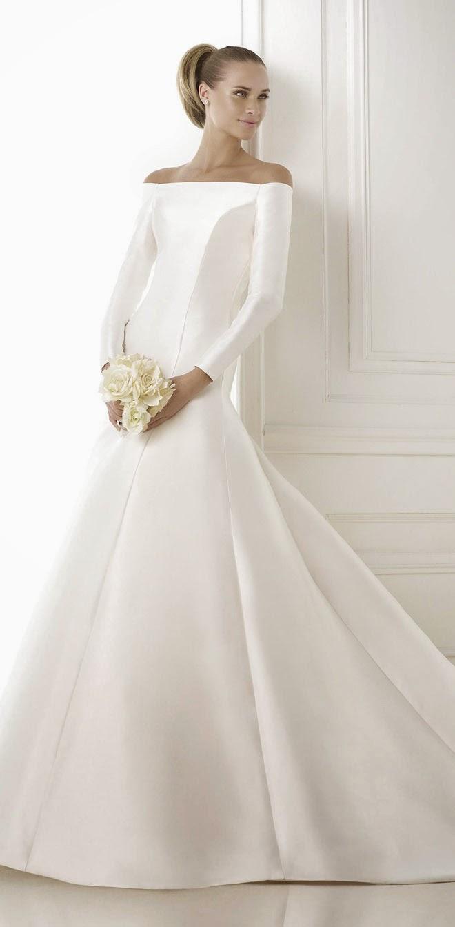 Pronovias 2015 Bridal Collections - Part 2 - Belle The ...