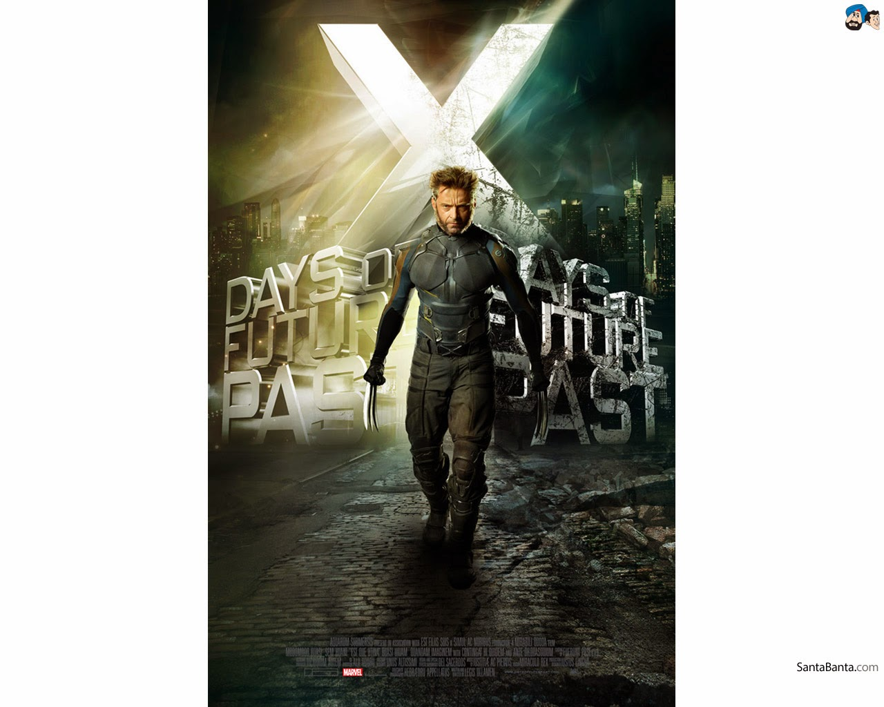 The gallery for --> X Men Days Of Future Past Poster Wallpaper